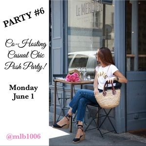 Other - I'm hosting a Casual Chic Posh Party! 🎉🎉🎉